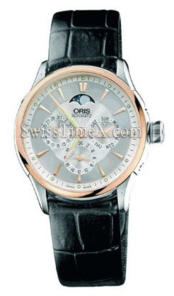 Complication Artelier Oris 581 7606 63 51 LS